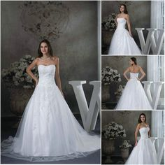 Aliexpress.com : Buy Latest Style A line Sweetheart Court Train Lace with Appliques Wedding Dresses from Reliable lace a line wedding dresses suppliers on HONEYSTORE CO., LIMITED $585.88