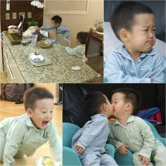 (Superman Returns) Seoeon and Seojun Team Up on Mission to Retrieve Snacks
