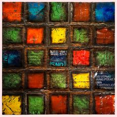 Rust Art Gallery : mozaic6