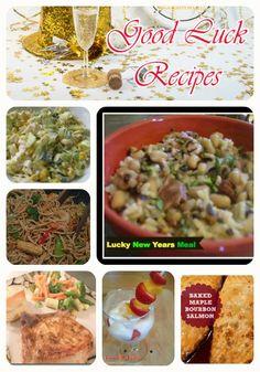 New Year Good Luck Recipes #recipes - Madame Deals, Inc.
