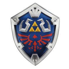 The Legend Of Zelda Link Hyrulian Shield Replica