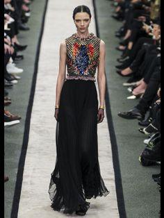 Le défilé Givenchy automne-hiver 2014-2015