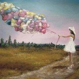 Hyperrealism, Art For Kids, Balloons, Canvas, Pictures, Painting, Ukraine, Celebration, Birthdays