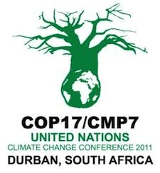"""Enthusiasm at """"Low Ebb"""" for Climate Conference in Durban Global Warming Climate Change, Durban South Africa, Last Minute Deals, Event Logo, World Leaders, United Nations, Cool Logo, The Unit, Conference South"""