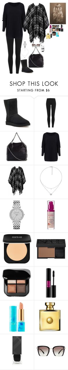 """""""Untitled #1571"""" by azra-99 on Polyvore featuring UGG, Polo Ralph Lauren, STELLA McCARTNEY, Folli Follie, Michael Kors, Bourjois, L'Oréal Paris, MAKE UP FOR EVER, NARS Cosmetics and Lancôme"""
