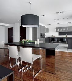 dining room decorating in minimalist style