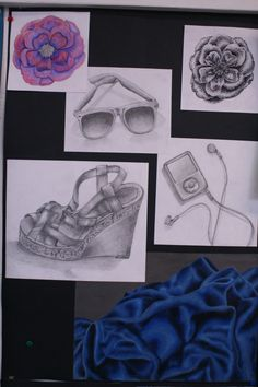 research drawings S4 Morrison's Academy