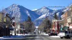 Main Street in Buena Vista, Colorado. This image is available for purchase: http://stevegarufi.zenfolio.com/p602747672/h35b9187d#h35b9187d