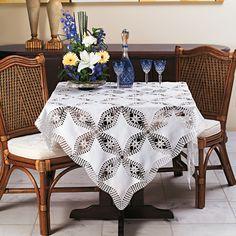 Toalha de mesa Esterlina