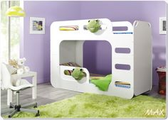 Etagenbett Weiß Kinder : Besten etagenbett bilder auf bunk beds child room