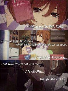 Anime quotes Tonari no Kaibutsu-kun