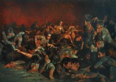 Kai Fine Art is an art website, shows painting and illustration works all over the world. Desolation Row, Filipino Art, Philippine Art, Fine Arts College, Painting Competition, Plastic Art, Painting People, Rococo Style, Male Figure