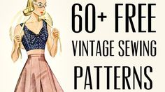 See what we have found for you. It's a Good gift for every woman who loves sewing. In this post you can find many beautiful, creative and useful clothing designs. In this post there are clearly explained pattern for dresses, blouses, just a tops and etc. and if you like vintage design it's real paradise for you. Share to your friends and make your everyday life more beautiful, attractive and comfortable. With us you can be pretty and also save some money, because we always have free patterns…