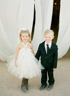 Flower Girl dress - My wedding ideas