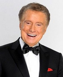 Regis Philbin -- sat as an audience member for his NYC tv show with Kathy Lee Gifford
