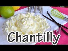 Como fazer Chantilly Caseiro - Receitas de hoje - YouTube
