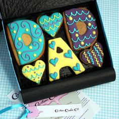 Small DAD cookie gift box