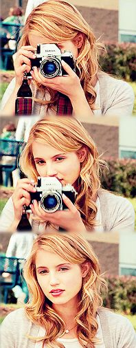 The lovely Dianna Agron in 'I am Number Four'