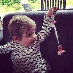 Bijtketting €7,95 #blijBIJTje #bpavrij #siliconebeads #tandjes #baby #BIJTjes #instagramkoopjeshoekkids @romanagr._