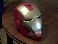 Marcelo Rebello Cosmaker: Trabalhos com temática Homem de Ferro - Iron Man