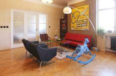 novoretro Corner Desk, Kids Rugs, Retro, Fashion Design, Furniture, Home Decor, Spaces, Corner Table, Decoration Home