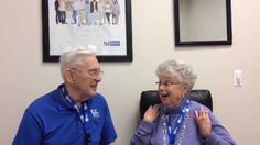 Brownstown Couple Serenades Their Specialist About Their New Hearing Aids