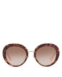 f657e6041758d7 Prada Catwalk Cinema Sunglasses, 55mm Jewelry   Accessories -  Bloomingdale s. LunettesLunettes De Soleil ...