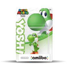 Amiibo Yoshi for Super Mario Series