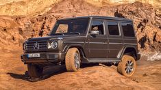 FOX NEWS: Detroit Auto Show: The 2019 Mercedes-Benz G-Class is an all-new SUV that looks like an old one