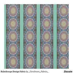 Kaleidosope Design Fabric