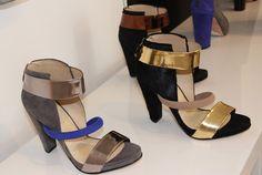 LYRA MAG.: COYE NOKES Footwear Fall/Winter 2013 Pumps, Boots, Flats, Sandals