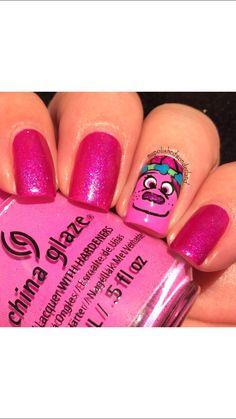 My troll nails