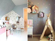 Pontilhada 5 dicas para decorar a sala de crianças