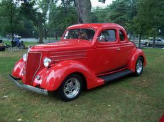 36 Ford Coup