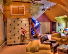 Taking a kids' #room to new heights!