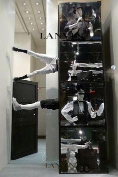 Vitrines Lanvin - Paris, mai 2012