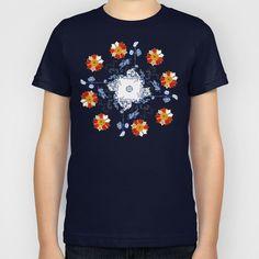 bold rabbit 02 Kids T-Shirt by Ulli Knall  - $20.00