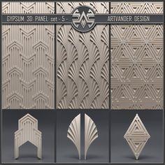 3d Wall Tiles, 3d Wall Murals, Tile Wallpaper, Textured Wallpaper, 3d Panels, Geometric Drawing, Gypsum, Wall Patterns, 3d Design