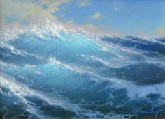 Among waves by George Dmitriev