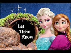 "Christian lyrics put to the famous ""Let it Go"" song. Great for Christian ""Frozen"" Fans!"