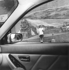 Pennsylvania, 2007 gelatin-silver print, 20 x 16 inches 4 of 15 Related Artist: Lee Friedlander Car Photography, Street Photography, Garry Winogrand, Lee Friedlander, Weegee, Eugene Atget, Gelatin Silver Print, A Level Art, Street Signs