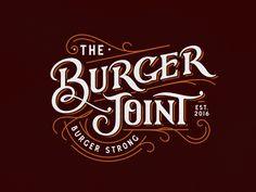 The Burger Joint More