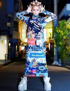 Harajuku Fashion from Ikeda Hirari