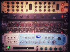 #SPL #Qure & #Stereo #Vitalizer Jack (wow!) @ GHQ Ltd. - Sonic Cuisine in London.