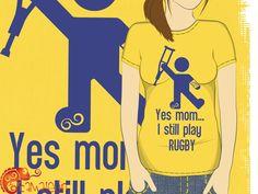 Porque no existen los ex-jugadores de rugby!