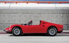 1973 Ferrari Dino 246Gts