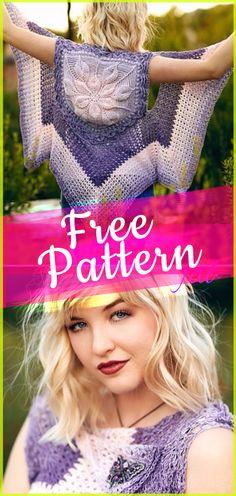 5 Crochet Mandalas Pattern - Art Crafts