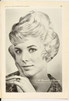 1950's HAIRSTYLES | 1950s - fashion from HJ - Hairdressing Videos and Hairstyle Photos ...