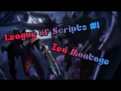 những pha xử lý hay League of Legends Scripts #1 | Zed Script Montage - http://cliplmht.us/2017/04/06/nhung-pha-xu-ly-hay-league-of-legends-scripts-1-zed-script-montage/