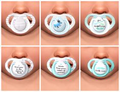"theseprettylittlepixels: "" Tommee Tippee Moda Pacifier ✿ Feel free to tag me if you use them. ✿ Don't claim as your own/re-upload. """